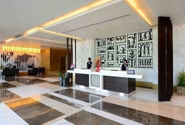 Hotels & Hospitality Interiors
